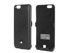 (1007431) Чехол-аккумулятор для iPhone 6 X3 3800mAh (black)
