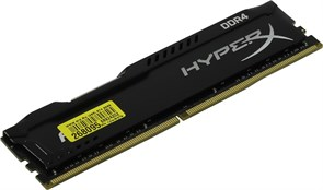 (1007725)  DIMM DDR4 (2400) 16Gb Kingston HyperX Fury HX424C15FB/16 , CL15, 1.2V, RTL