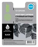 (1007749) Картридж струйный Cactus CS-C2P23AE №934XL черный для HP DJ Pro 6230/6830 (30мл)