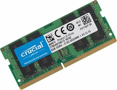 (1007819) Память DDR4 8Gb 2133MHz Crucial CT8G4SFD8213 RTL PC4-17000 CL15 SO-DIMM 260-pin 1.2В