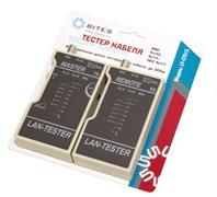 (1007778) Тестер кабеля 5bites LY-CT013 для UTP/STP RJ45, BNC, RJ11/12
