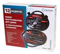 (1007783) Набор инструментов 5bites EXPRESS TK026 для дома из 12 предметов в саквояже