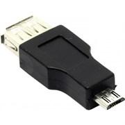 (1007797) Переходник 5bites UA-AF-MICRO5 USB2.0, AF/MICRO 5pin
