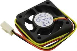 (1007805) Вентилятор 5bites F4010S-3 40x40x10мм, подшипник скольжения, 5500RPM, 22dBa, 3 pin