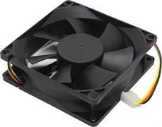 (1007807) Вентилятор 5bites F8025B-3 80x80x25мм, подшипник качения, 2000RPM, 23dBa, 3 pin