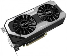 (1007885) Видеокарта [nVidia GTX 1060] 6Gb DDR5 | PALIT Super JetStream | NE51060S15J9