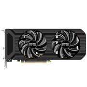 (1007921) Видеокарта Palit PCI-E PA-GTX1060 DUAL 6G NV GTX 1060 6144Mb 192b GDDR5 1506/8000 DVIx1/HDMIx1/DPx3 BULK