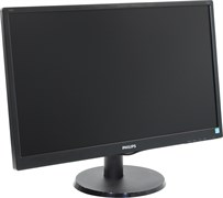 "(1007910) Монитор Philips 23.8"" 240V5QDSB (00/01) черный ADS-IPS LED 16:9 DVI HDMI Mat 250cd"