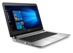 "(1007929) Ноутбук HP ProBook 440 G3 Intel Core i5 6200U, 4Gb, 500Gb, Intel HD Graphics, 14"", HD (1366x768), DOS, black, WiFi, BT, Cam, 2550mAh (W4P07EA)"