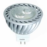 (1007955) Лампа Camelion MR16-HELED-5W 3000K (светодиодная 5Вт 12В)