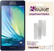 (Код 1008027) Пленка защитная Krutoff Group для Samsung Galaxy A7 (2016) матовая