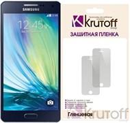 (Код 1008026) Пленка защитная Krutoff Group для Samsung Galaxy A7 (2016) глянцевая
