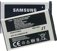 (1008003) АКБ Samsung AB403450BUC для S3500/S5050/M3510/E590