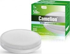 (1007953) Лампа Camelion LED5-GX53/845/GX53 (светодиодная 5Вт 220В)
