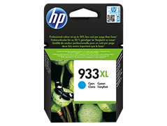 (1008133) Картридж  HP CN054AE Officejet (№ 933XL) Cyan