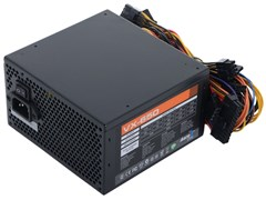 (1008152) Блок питания Aerocool ATX 650W VX-650 (24+4+4pin) APFC 120mm fan 4xSATA RTL