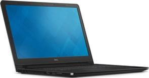 """(1008169) Ноутбук Dell Inspiron 3558 Intel Core i3 5005U, 4Gb, 500Gb, Intel HD Graphics, 15.6"""", HD (1366x768), Linux Ubuntu, black, WiFi, BT, Cam, 2700mAh (3558-5216)"""