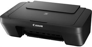 (1008161) МФУ струйный Canon Pixma MG2540S (0727C007) A4 USB черный