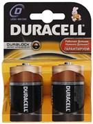 (1003536) Батарея Duracell LR20-2BL D 2шт
