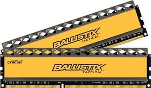 (1008239) Память DDR3 2x4Gb 1866MHz Crucial BLT2CP4G3D1869DT1TX0CEU RTL PC3-14900 CL9 DIMM 240-pin 1.5В