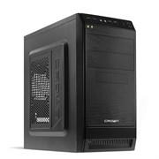"(1008255) Корпус MiniTower CROWN CMC-402 black mATX (CM-PS450office; Office Тип: Mini Tower  Стандарт МП: Micro ATX Стандарт БП: ATX Размер: 370*175*365 мм; Отсеки  5,25"" внешний 2 шт. 5,25"" внутренний 3 шт. 3,5"" внешний 1 шт. 3,5"" внутренний 4 шт. 2"