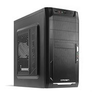 (1008254) Корпус MiniTower CROWN CMC-400 black mATX (CM-PS450office)