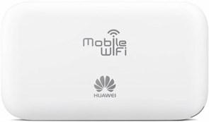 (1008280) Модем 4G Huawei E5573Cs-322 USB Wi-Fi Firewall внешний белый