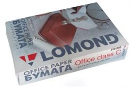 (114176)  Бумага Lomond Office 0101005 (A4, класс С, 80 г/м2, 500 л.)