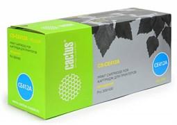 (1008263) Тонер Картридж Cactus CS-CE412A желтый для HP CLJ Pro 300/400/M351/ (2600стр.)