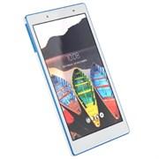 "(1008379) Планшет LENOVO Tab 3 TB3-730X MT8735P, 1Gb, 16Gb, Mali Mali-T720 MP2, 7"", IPS (1024 x 600), Android 6.0, White, 3G, 4G/LTE, WiFi, GPS, BT, Cam, 3450 мAh [ZA130004RU]"