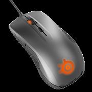 (1008454) Мышь Steelseries Rival 300 62350 серебристый оптическая (6500dpi) USB игровая (5but)