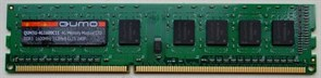 (1008472) Модуль памяти QUMO DDR3 DIMM 8GB (PC3-12800) 1600MHz QUM3U-8G1600C11L 1.35V