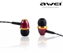 (1008483) Гарнитура Awei Q5i (red)