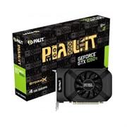 (1008549) Видеокарта Palit PCI-E PA-GTX1050Ti StormX 4G NV GTX1050TI 4096Mb 128b GDDR5 1290/7000 DVIx1/HDMIx1/