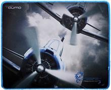 (1008565)  Коврик для мыши QUMO Dragon War Interceptor, 280x230x3