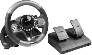 (1008560) Руль Defender FORSAGE GTR, рычаг коробки передач