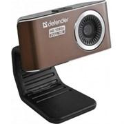 (112667) Веб-камера Defender G-Lens 2693, 2Mpx, HD1080p, фиксированный фокус