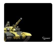 "(1008683) Коврик для мыши, Gembird MP-GAME10, рисунок- ""танк"", размеры 250*200*3мм"