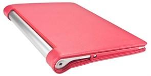 """(1003483) Чехол IT BAGGAGE для планшета LENOVO Yoga Tablet 10"""" B8000/B8080 искус. кожа красный ITLNY102-3"""