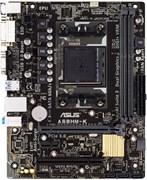 (1004599) Материнская плата Asus A68HM-K Soc-FM2+ AMD A68H 2xDDR3 mATX AC`97 8ch(7.1) GbLAN+VGA+DVI