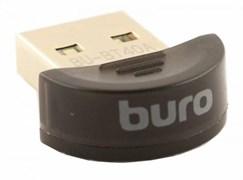 (1008655) Адаптер USB Buro BU-BT40A Bluetooth 4.0+EDR class 1.5 20м черный