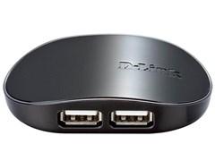 (82824) D-LINK DUB-1040 USB карманный концентратор 4хUSB2.0