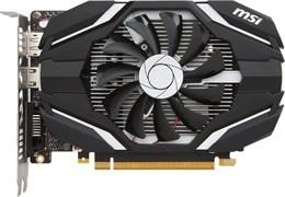 (1008733) Видеокарта MSI PCI-E GTX 1050 2G OC NV GTX1050 2048Mb 128b GDDR5 1404/7008 DVIx1/HDMIx1/DPx1/HDCP Re