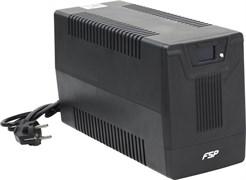 (192968) Источник бесперебойного питания FSP DPV1500 1500VA/900W, IECx6, USB (PPF9001900)