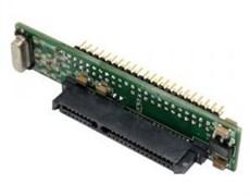 """(79176) Контроллер Agestar STI-P,  мост для подключения  2.5"""" HDD SATA  через  IDE"""