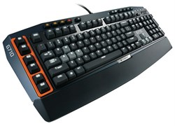 (1008777) Клавиатура Logitech G710+ Mechanical Gaming Keyboard, (G-package), USB, [9920-005707]