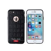 (1008816) Накладка REMAX Sinche series для iPhone 7 (black)