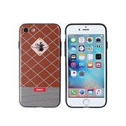 (1008817) Накладка REMAX Sinche series для iPhone 7 (brown)