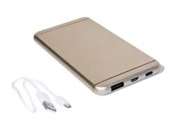(1008832) Универсальная батарея KS-is (KS-305Silver) 7000мАч для портативной цифровой техники серебристая