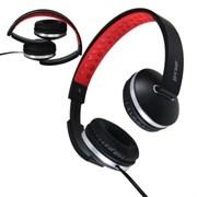 (1008788) Наушники Gorsun GS-785 (black) с микрофоном и регулятором громкости